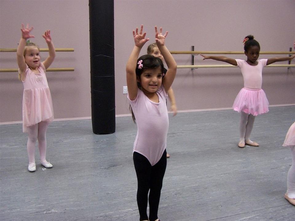 preschool dancing